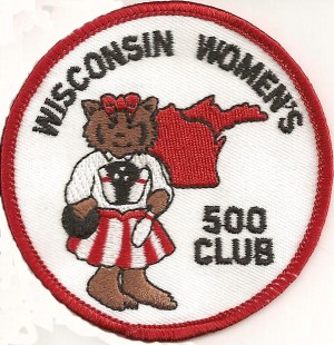Wisconsin Women's 500 Bowling Club