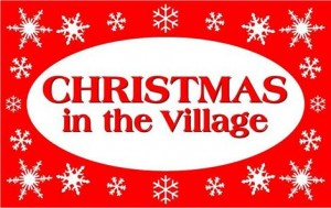 christmas in the village waterford Wi
