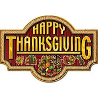 happy thanksgiving-Waterford-Bruno's-River city