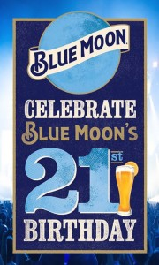 blue moon 21 birthday