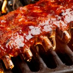 ribs-on-grill